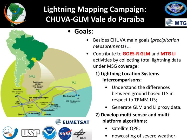 Lightning Mapping Campaign: