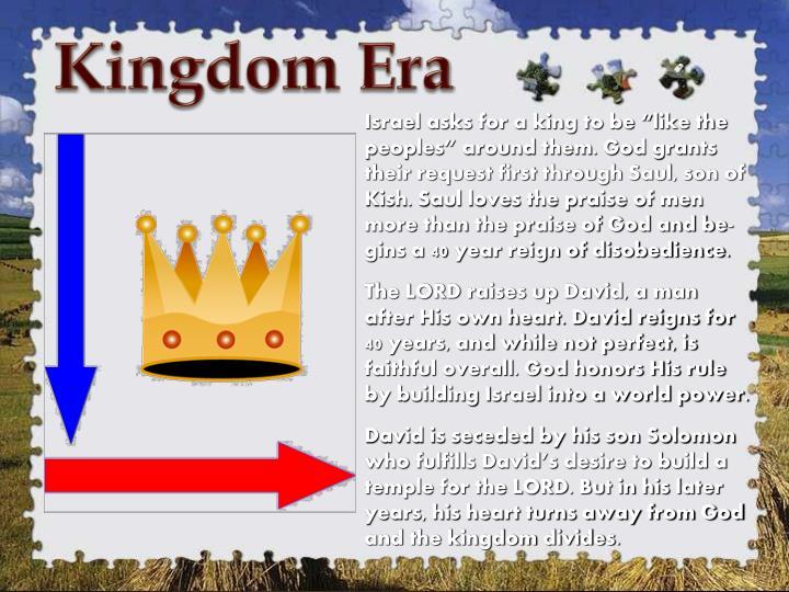 Kingdom Era
