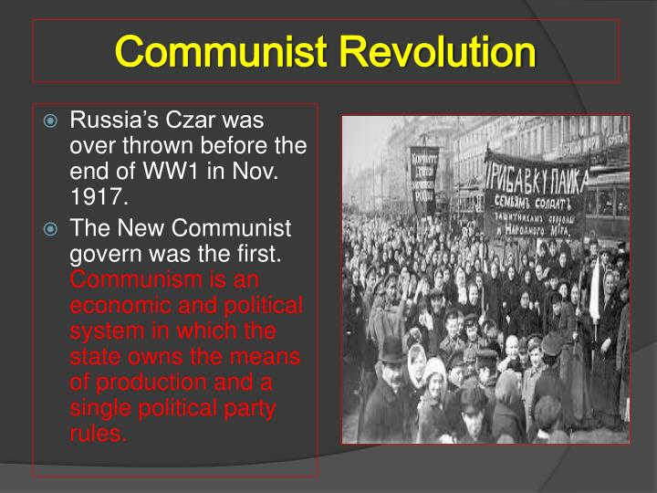 the factors that contributed to the fall of communism in russia The breakup of the soviet union ended russia's march to democracy putin's russia can only be understood in the light of the national collapse triggered by the dissolution of the ussr stephen cohen.
