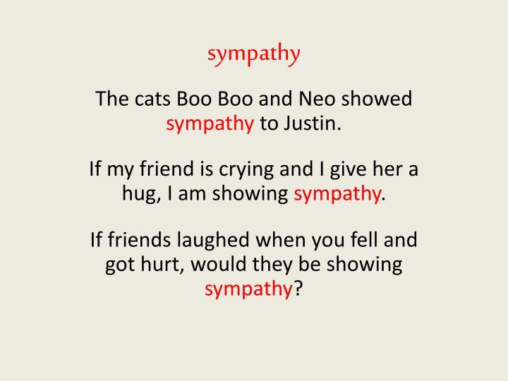 Sympathy1