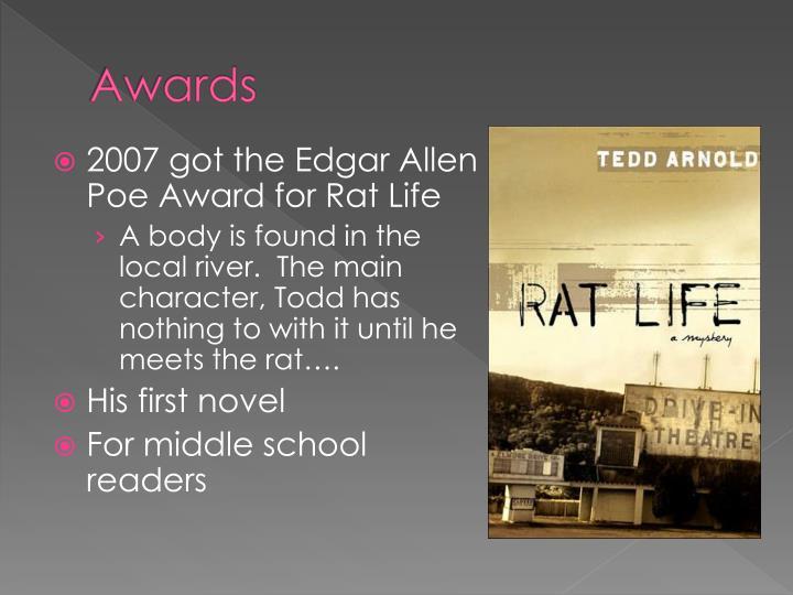 rat life arnold tedd