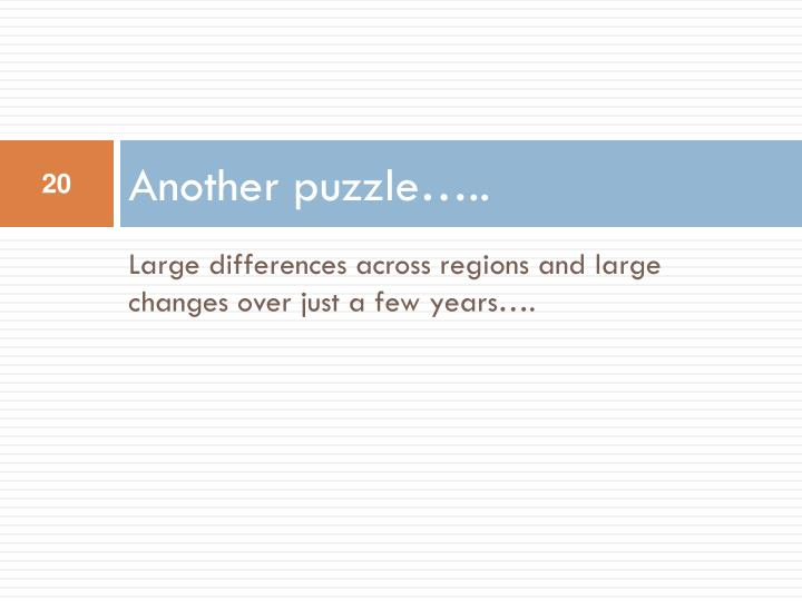 Another puzzle…..