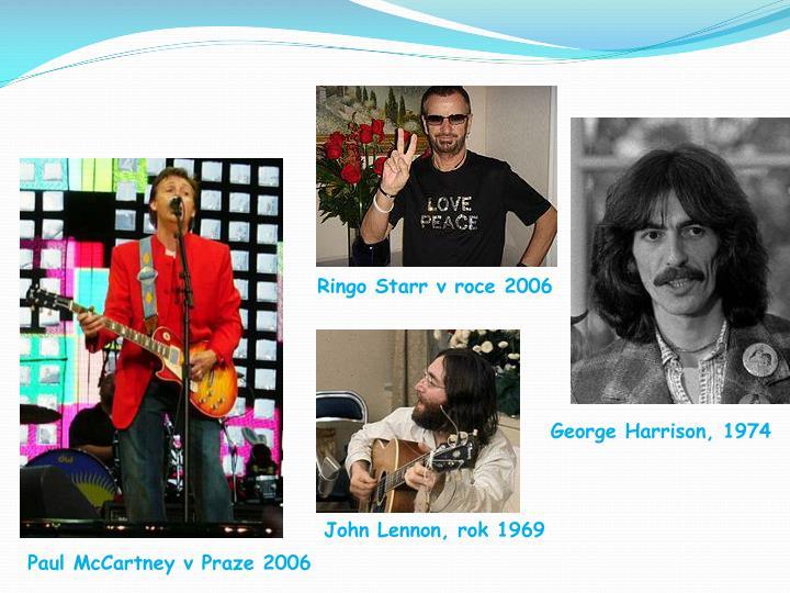 Ringo Starr v roce 2006