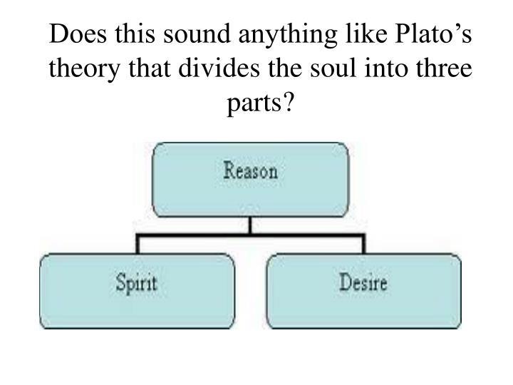 plato soul three parts