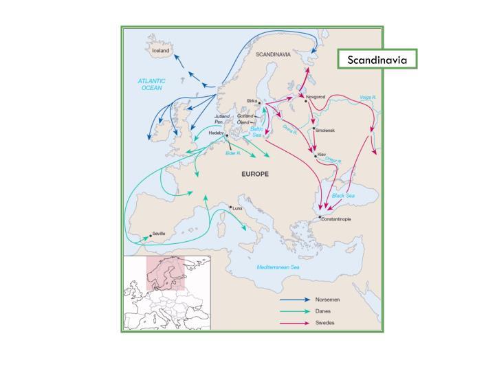 Scandinavia