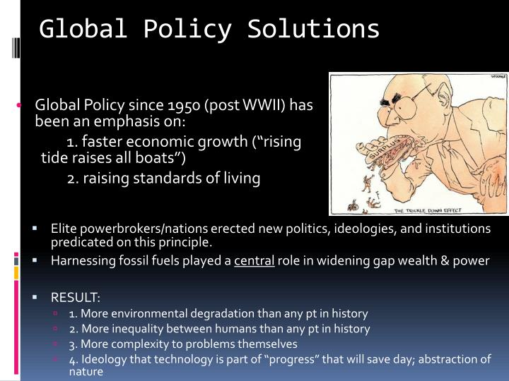 Global Policy Solutions