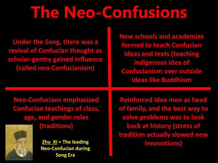 The Neo-Confusions