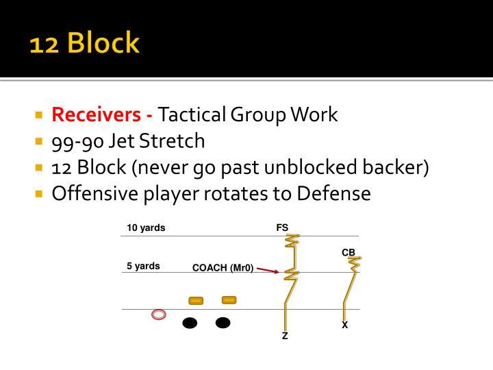 12 Block