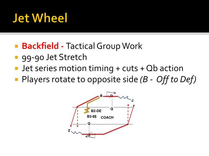 Jet Wheel