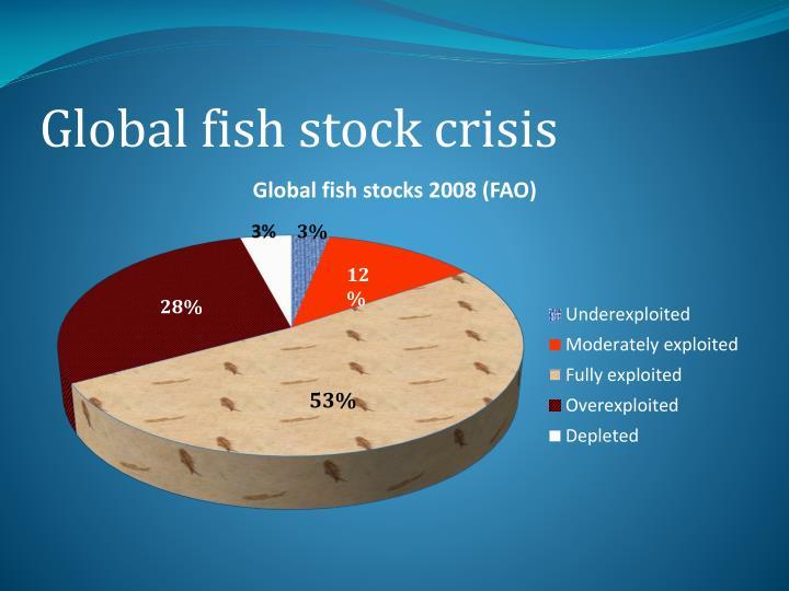Global fish stock crisis