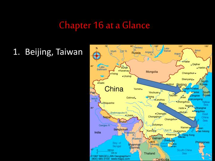 Chapter 16 at a glance