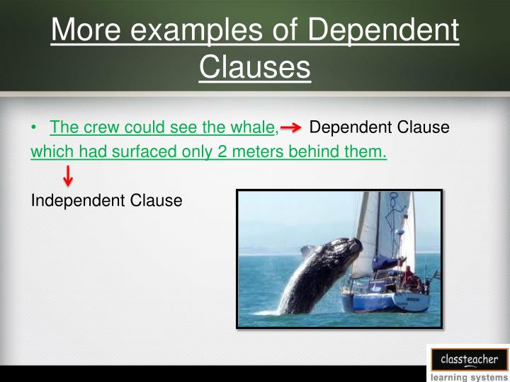 ppt - clauses powerpoint presentation - id:1958872
