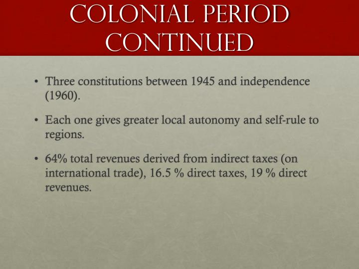 economic concerns during colonial period American history – colonial period, revolutionary era  colonial period orations and other material printed to influence public opinion during the conflict.