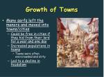 growth of towns1