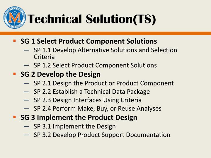 Technical Solution(TS)