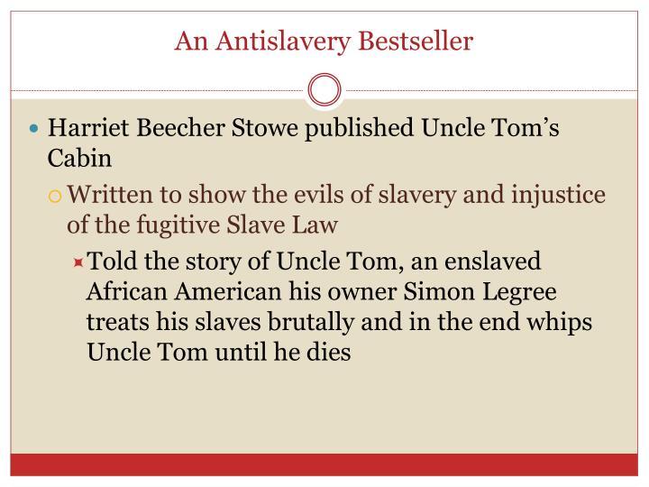 An Antislavery Bestseller