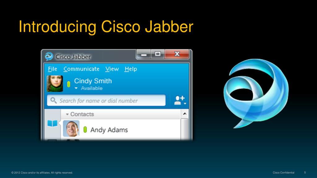 Cisco Jabber Faq
