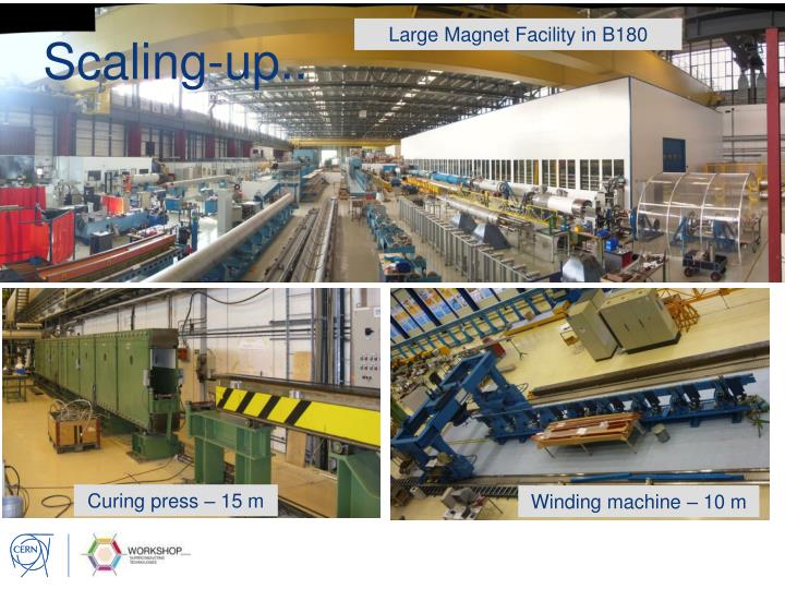 Large Magnet Facility in B180