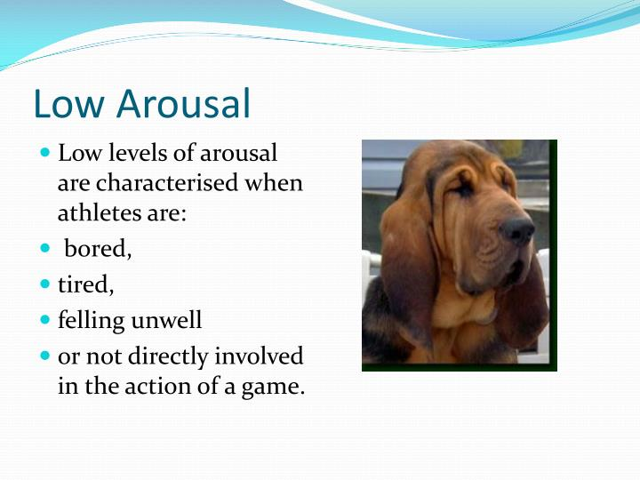 Low Arousal