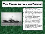 the front attack on dieppe3