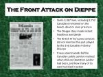 the front attack on dieppe7