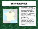 why dieppe