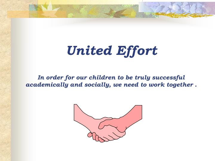 United Effort