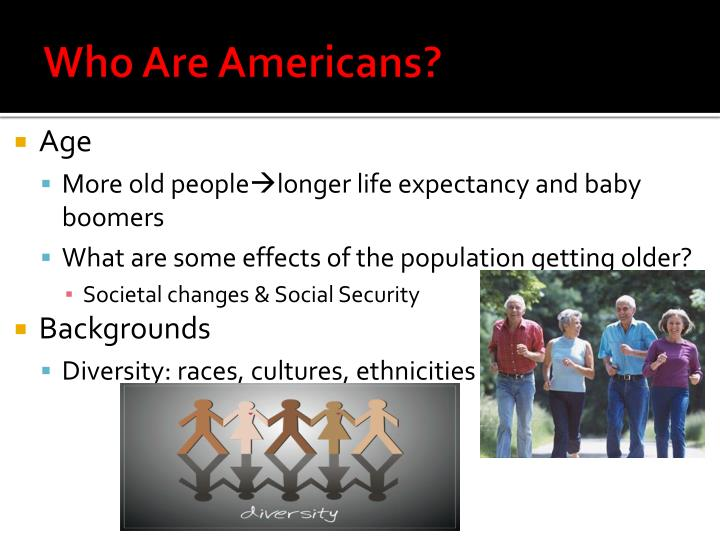 Who Are Americans?