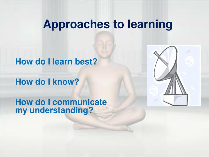 approaches to learning n.