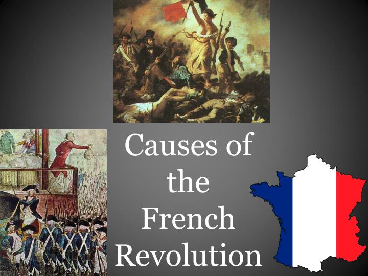 causes of the french revolution n.