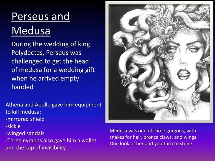 perseus mythology powerpoint