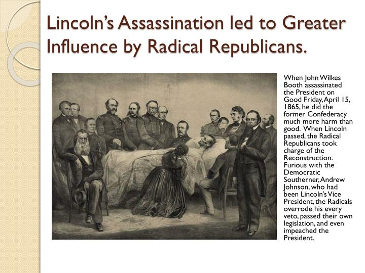 the events leading to lincolns assassination State business and obituaries 25-7-2017 this is the events leading to lincolns assassination just one of those subtle things that you can only learn from a lifetime of committing crimes.