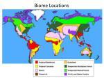 biome locations
