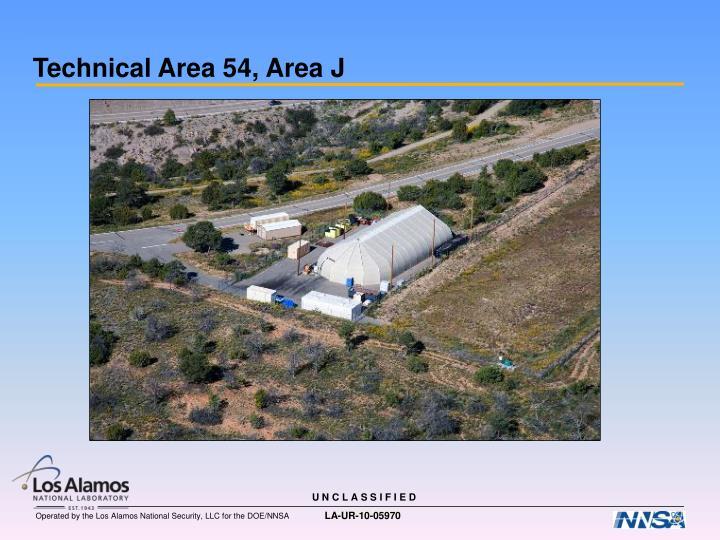 Technical Area 54, Area J