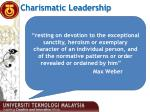 charismatic leadership1