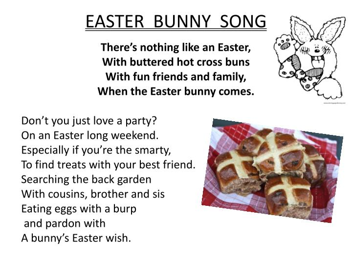 easter bunny song n.