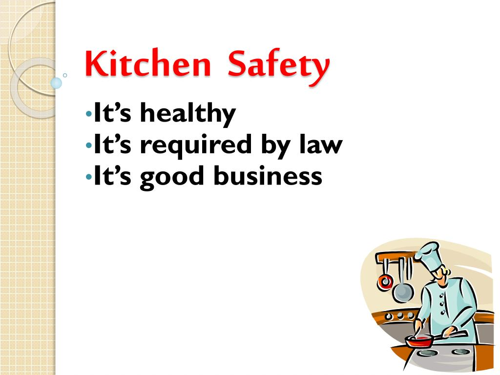 Kitchen Fire Safety Ppt - Kitchen Appliances Tips And Review