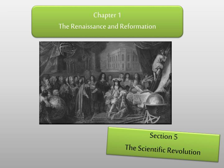 the opinions of the renaissance and reformation V luther refused to change his opinions, so charles declared the edict of worms, condemning luther's writings  renaissance and reformation section 3.