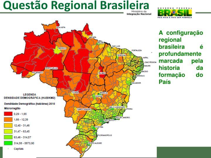 Quest o regional brasileira