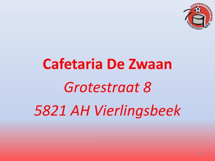 Cafetaria De