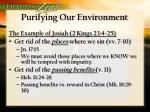 purifying our environment2