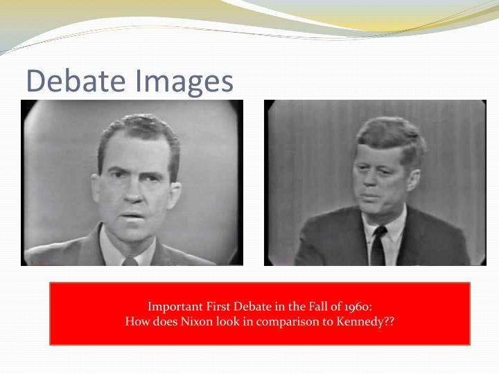 kennedy nixon debate analysis