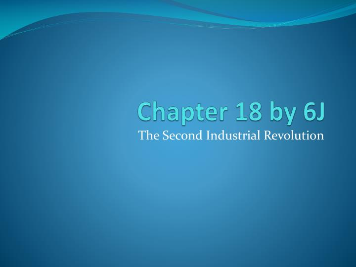 chapter 18 by 6j