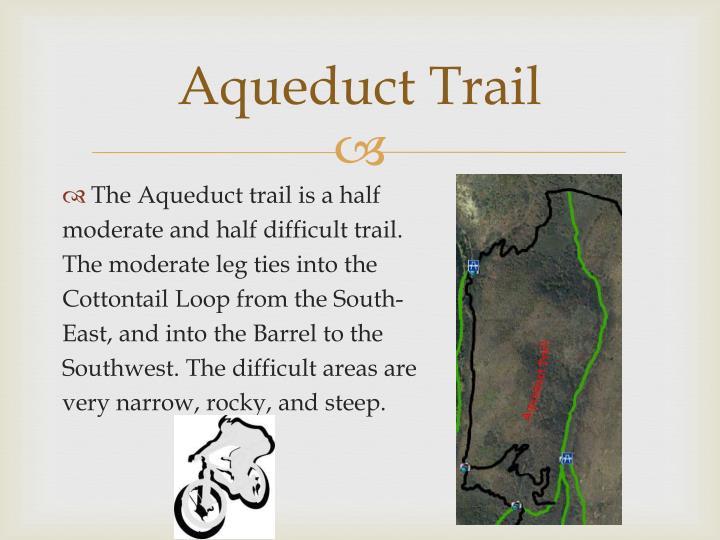 Aqueduct Trail