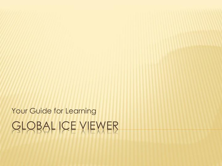 your guide for learning n.