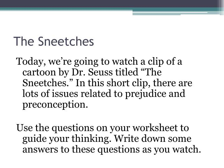 Ppt Intro To Night By Elie Wiesel Powerpoint Presentation Id1968054. The Sneetches. Worksheet. The Sneetches Worksheets At Clickcart.co