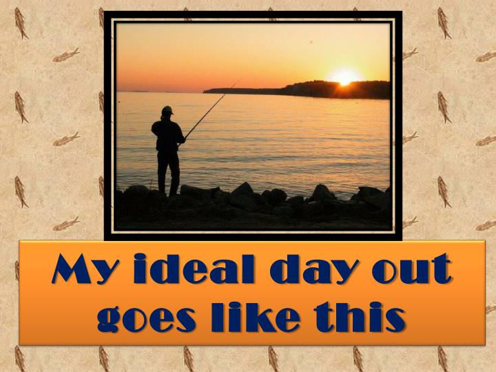 my ideal day 5 comments to what is your ideal work day barbara june 29, 2011 at 4:08 pm reply must haves: meaningful work that makes the most of my talents.