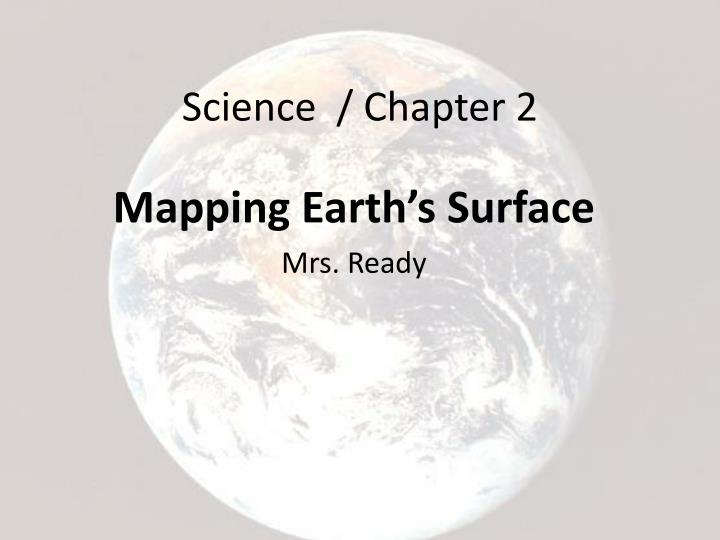 science chapter 2 n.