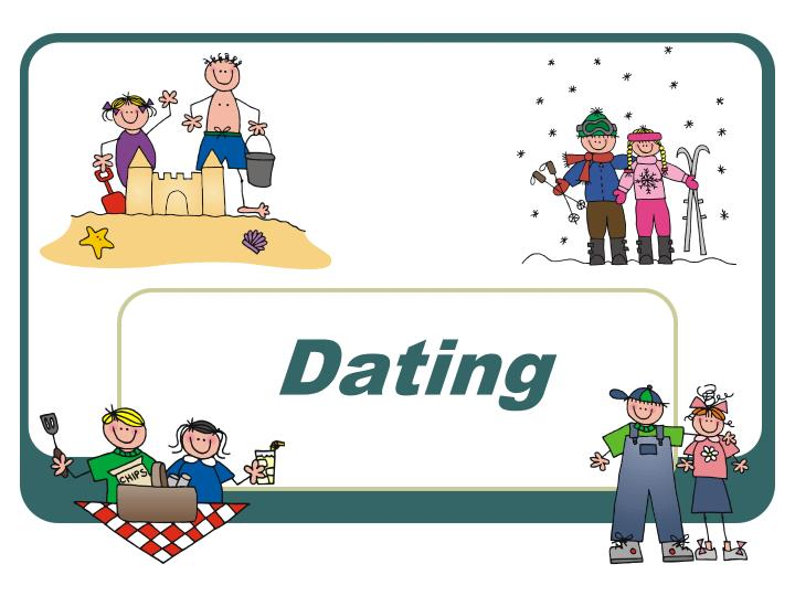 Courtship and dating ppt