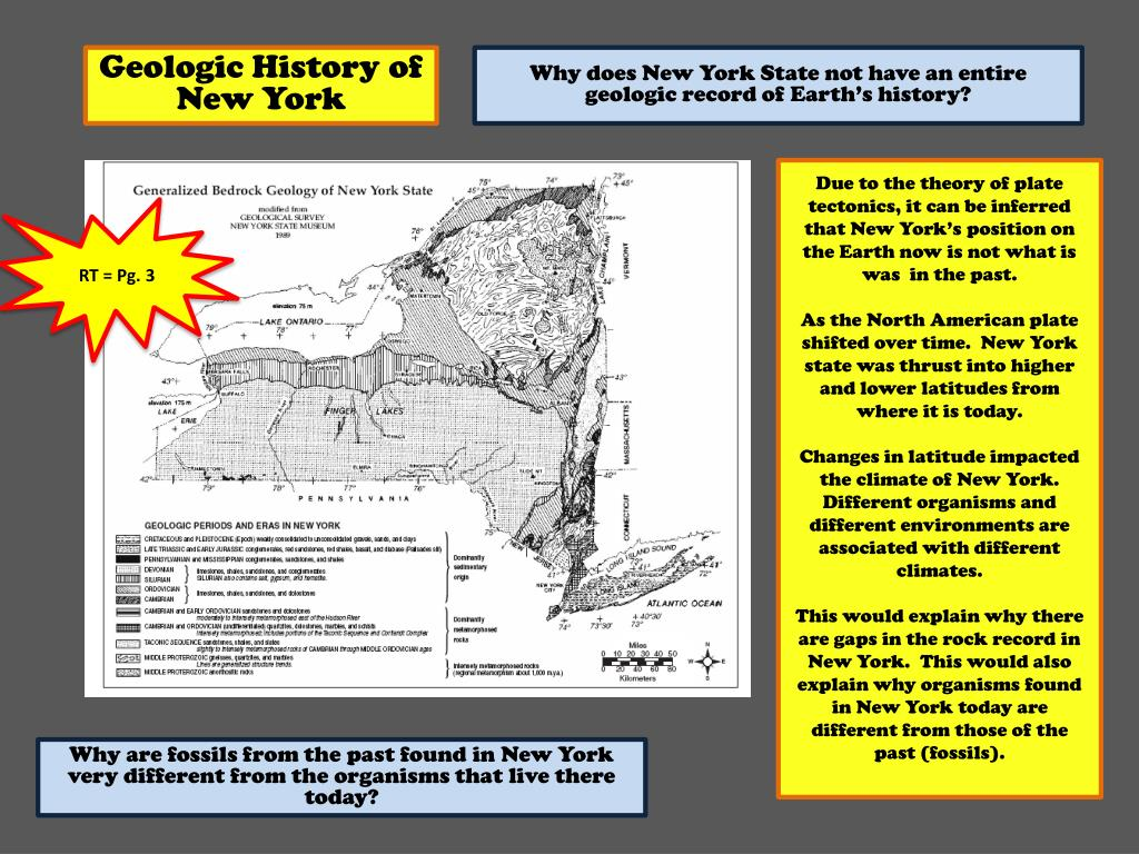 PPT - Geologic History and the Evolution of Life ...